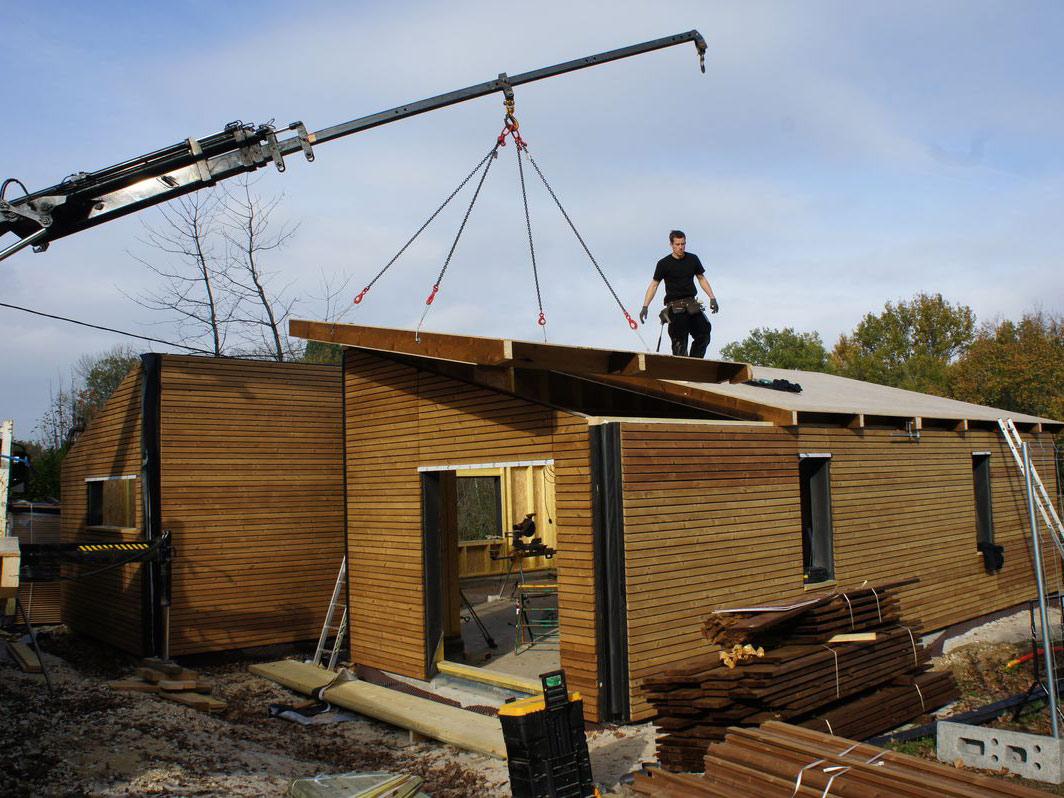 Maison Ossature Bois Bordeaux création construction maison ossature bois bordeaux bassin d