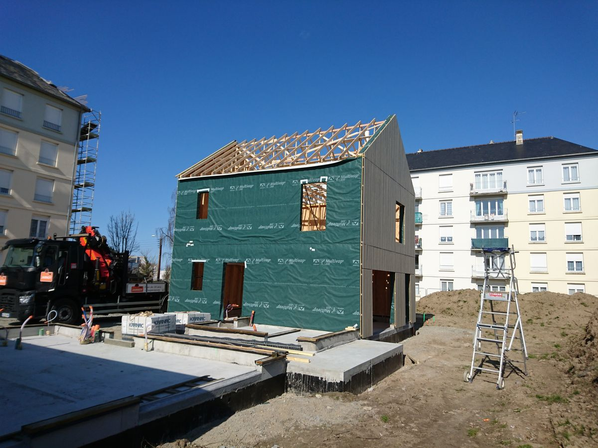 Construction Bois Bordeaux - maison ossature bois bordeaux 28 images maison ossature bois construction maison bois