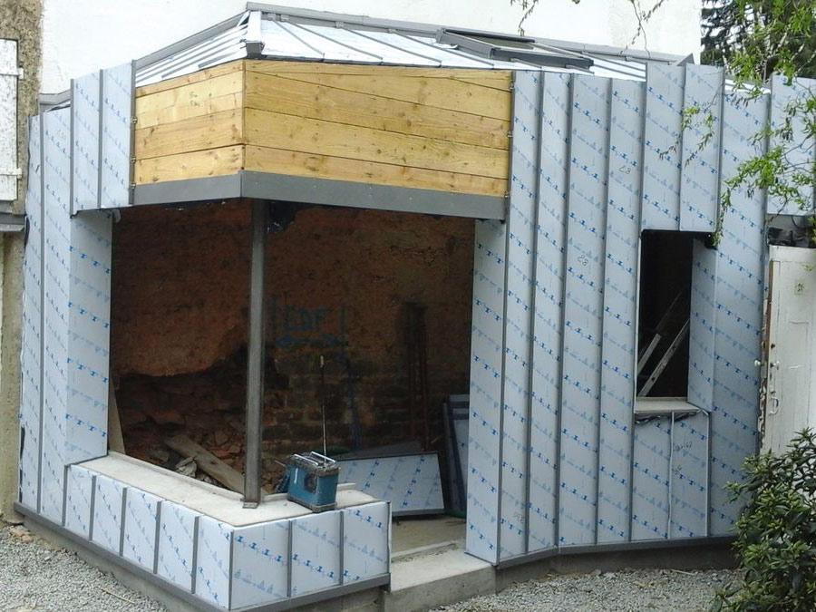 extension ossature bois bordeaux bassin d 39 arcachon charpentier maison habitat construction. Black Bedroom Furniture Sets. Home Design Ideas