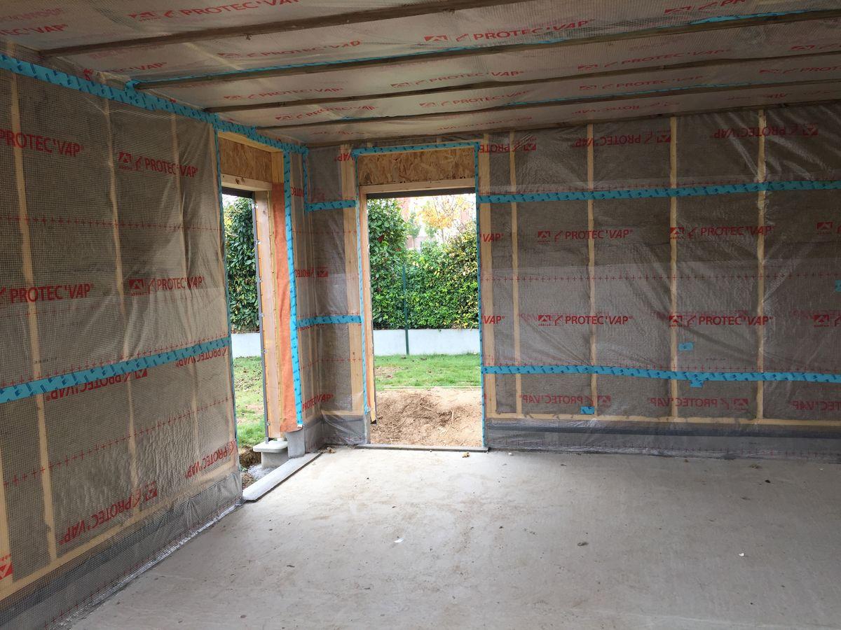 Extension ossature bois bordeaux bassin d 39 arcachon for Extension maison bordeaux